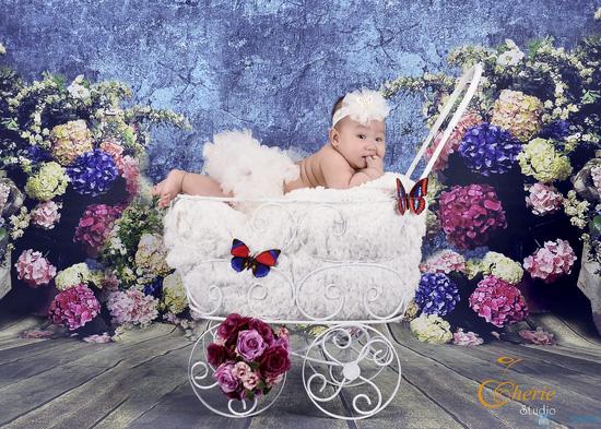 Lưu lại kỷ niệm tuổi thơ của bé với Gói chụp ảnh cho bé yêu tại Chérie Studio - Chỉ với 325.000đ - 9