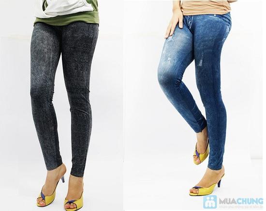 Legging giả Jeans - Chỉ 72.000đ/01 chiếc - 4