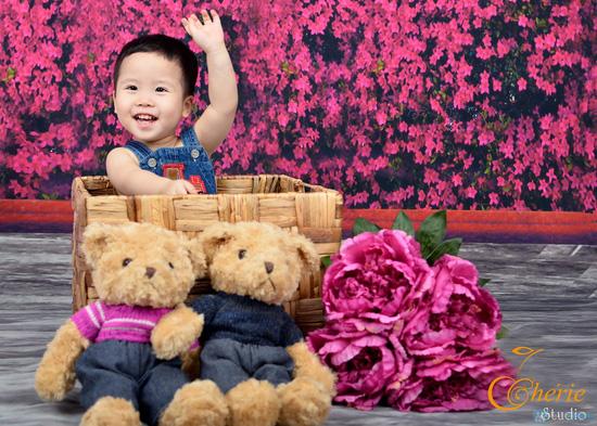 Lưu lại kỷ niệm tuổi thơ của bé với Gói chụp ảnh cho bé yêu tại Chérie Studio - Chỉ với 325.000đ - 3