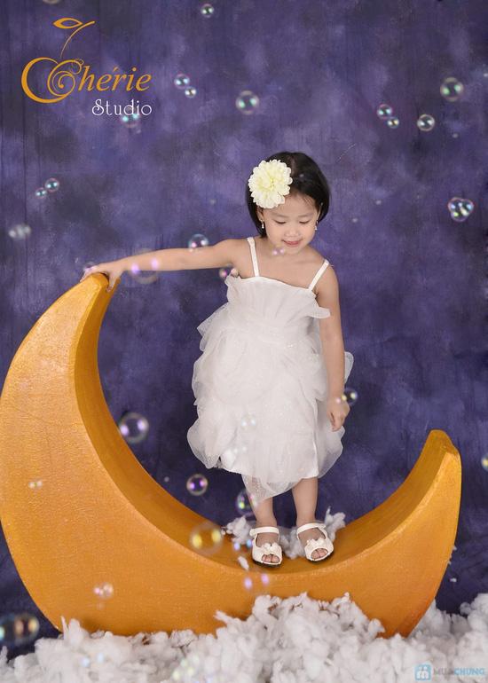 Lưu lại kỷ niệm tuổi thơ của bé với Gói chụp ảnh cho bé yêu tại Chérie Studio - Chỉ với 325.000đ - 8