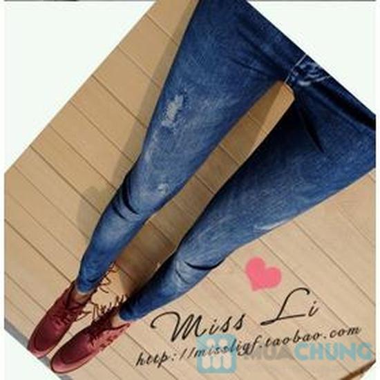 Legging giả Jeans - Chỉ 72.000đ/01 chiếc - 8