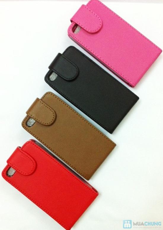 Bao da cho Iphone 4/4S - Chỉ 75.000đ/01 chiếc - 5