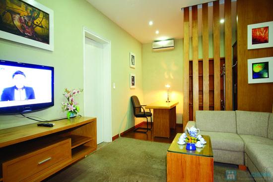 Thoải mái nghỉ dưỡng tại khu du lịch sinh thái V-Star Resort Hòa Bình. Phòng Deluxe cho 02 người kèm ăn sáng - Chỉ 385.000đ/đêm - 4