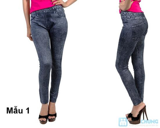 Legging giả Jeans - Chỉ 72.000đ/01 chiếc - 9