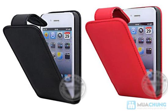 Bao da cho Iphone 4/4S - Chỉ 75.000đ/01 chiếc - 2