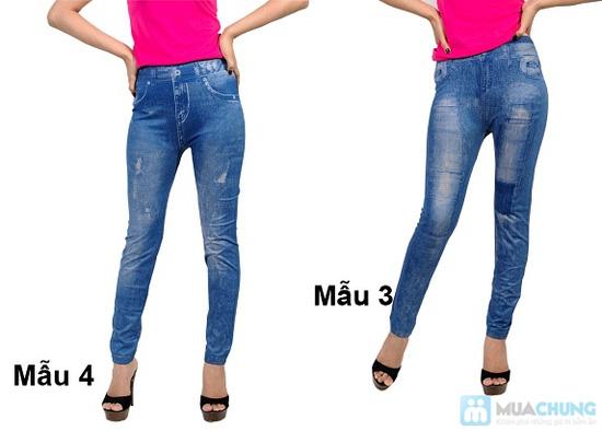 Legging giả Jeans - Chỉ 72.000đ/01 chiếc - 1