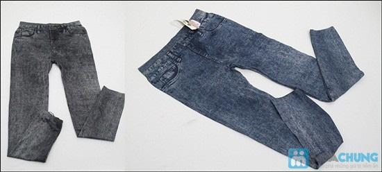 Legging giả Jeans - Chỉ 72.000đ/01 chiếc - 2