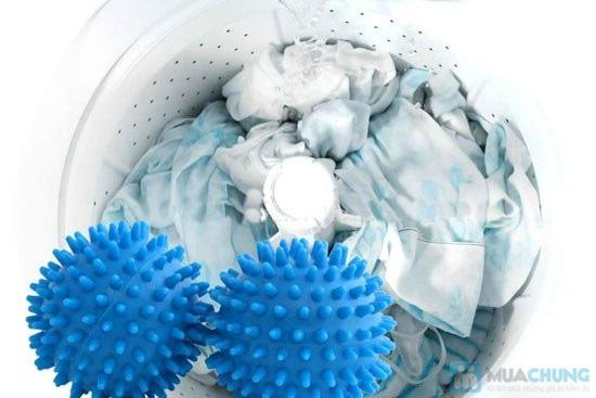 Combo 03 banh giặt quần áo dùng cho máy giặt - Giúp đánh tan vết bẩn và làm mềm vải - Chỉ 57.000đ - 3