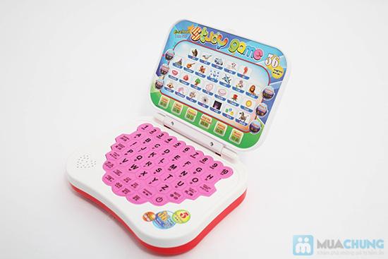 Laptop đồ chơi cho bé vừa học vừa chơi - Phù hợp với trẻ từ 3 tuổi trở lên - Chỉ 90.000đ/01 chiếc - 3