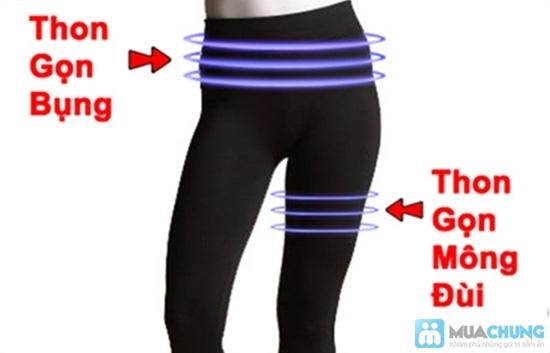 Bộ 02 quần legging hở bàn chân cho bạn gái thỏa sức phối đồ - Chỉ 79.000đ - 5