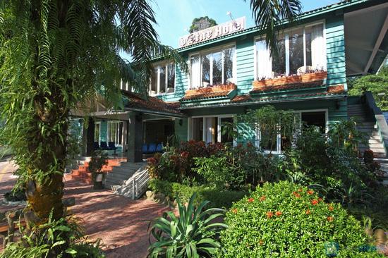Thoải mái nghỉ dưỡng tại khu du lịch sinh thái V-Star Resort Hòa Bình. Phòng Deluxe cho 02 người kèm ăn sáng - Chỉ 385.000đ/đêm - 5