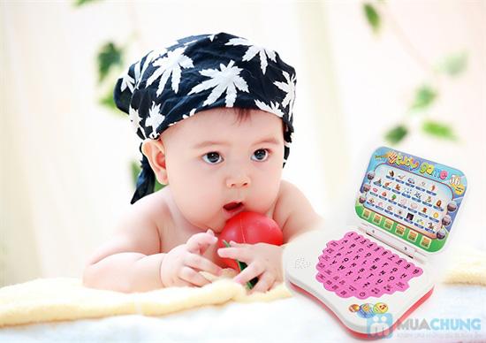 Laptop đồ chơi cho bé vừa học vừa chơi - Phù hợp với trẻ từ 3 tuổi trở lên - Chỉ 90.000đ/01 chiếc - 5