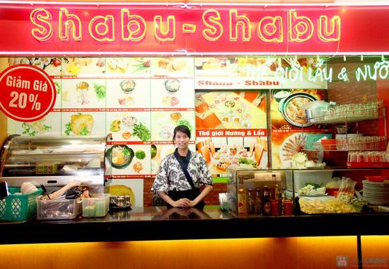 BUFFET NƯỚNG VÀ LẨU đậm đà hương vị Nhật Bản tại Nhà hàng Shabu Shabu - Chỉ 159.000đ/người - 13