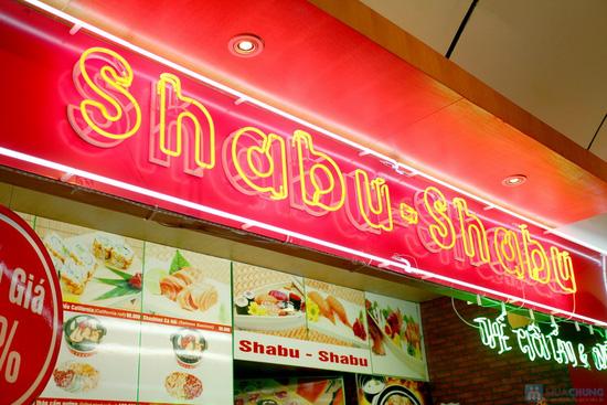 BUFFET NƯỚNG VÀ LẨU đậm đà hương vị Nhật Bản tại Nhà hàng Shabu Shabu - Chỉ 159.000đ/người - 14