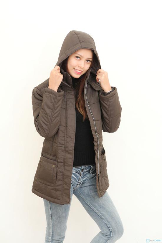 Áo khoác xuất khẩu cho nữ - 4