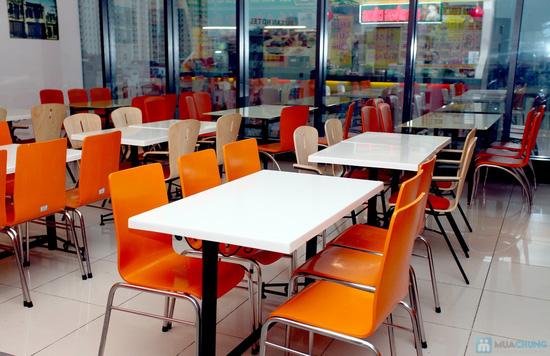 BUFFET NƯỚNG VÀ LẨU đậm đà hương vị Nhật Bản tại Nhà hàng Shabu Shabu - Chỉ 159.000đ/người - 15