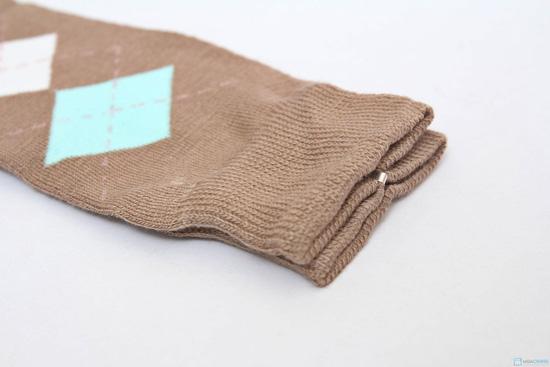 Ấm áp đón đông về với Combo 05 đôi tất len nữ dài tới đầu gối - Chỉ với 68.000đ - 1
