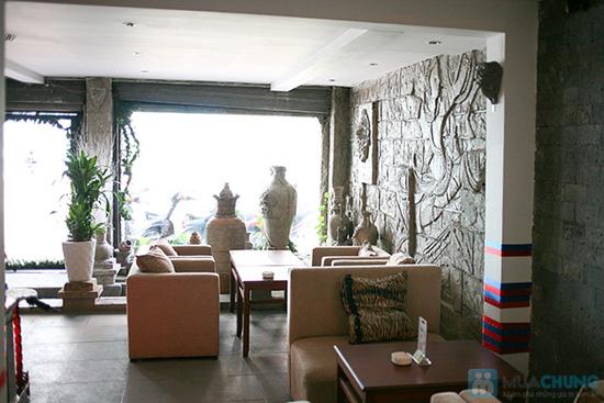 Set ăn 1 phần kem + 1 phần thức ăn tự chọn  dành cho 01 người tại  Cà Phê Tapu - Chỉ 55.000đ - 5