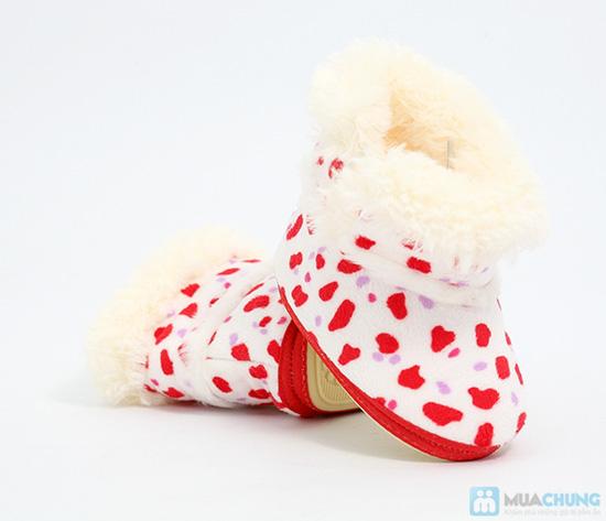 Boot cổ lông ấm áp, xinh xắn cho bé - Chỉ 89.000đ - 5