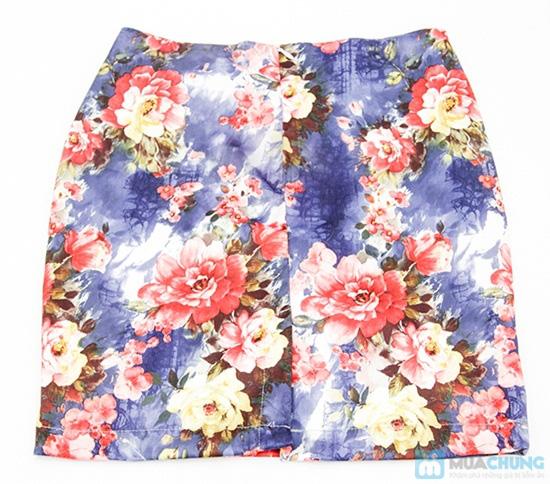 Dịu dàng đầy sắc màu với chân váy hoa điệu đà - Chỉ 85.000đ/01 chiếc - 2