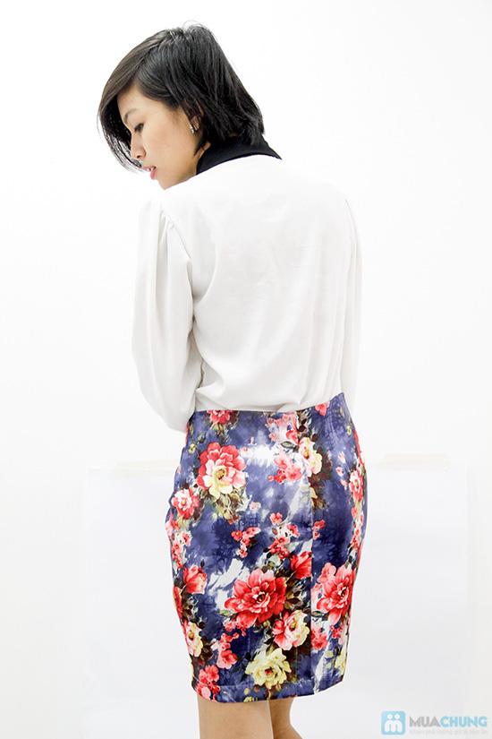 Dịu dàng đầy sắc màu với chân váy hoa điệu đà - Chỉ 85.000đ/01 chiếc - 4