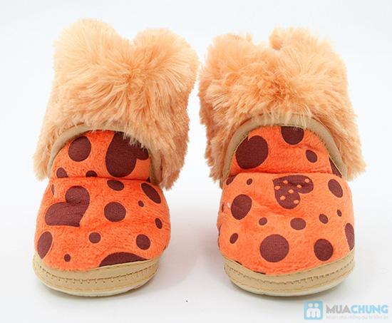 Boot cổ lông ấm áp, xinh xắn cho bé - Chỉ 89.000đ - 4