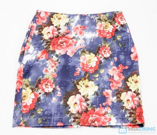 Dịu dàng đầy sắc màu với chân váy hoa điệu đà - Chỉ 85.000đ/01 chiếc - 3