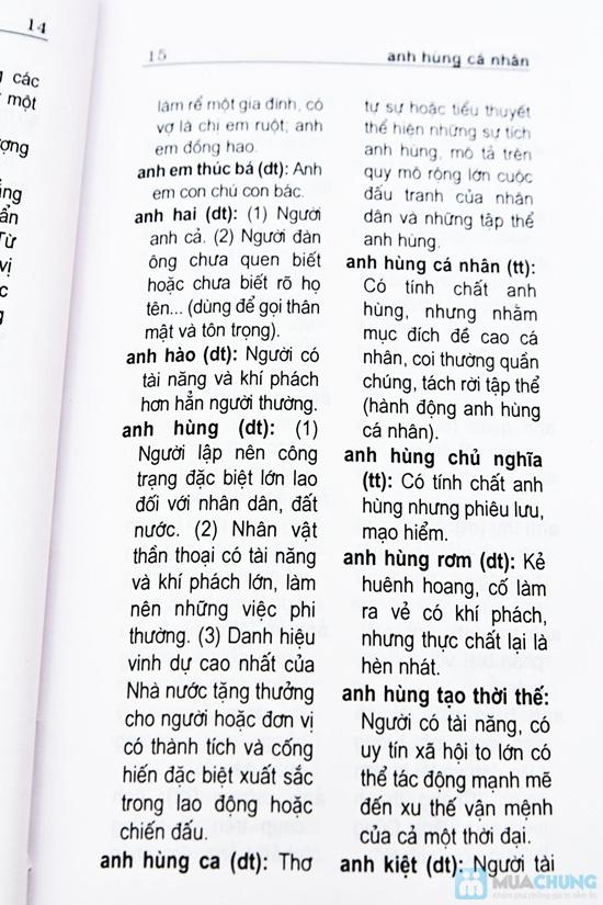 Bộ từ điển dành cho học sinh – Tiện dụng khi đi học. Chỉ với 72.000đ - 3