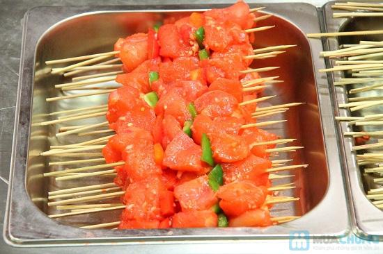 Buffet tối (2, 3, 4, 5) với các món Âu, Việt, Thái tại Nhà hàng Toppers - Chỉ 198.000đ/ 01 người - 9