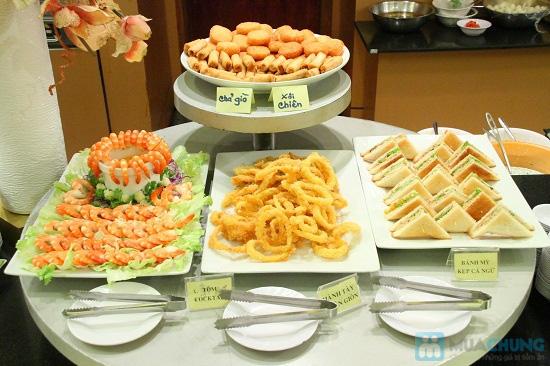 Buffet tối (2, 3, 4, 5) với các món Âu, Việt, Thái tại Nhà hàng Toppers - Chỉ 198.000đ/ 01 người - 15