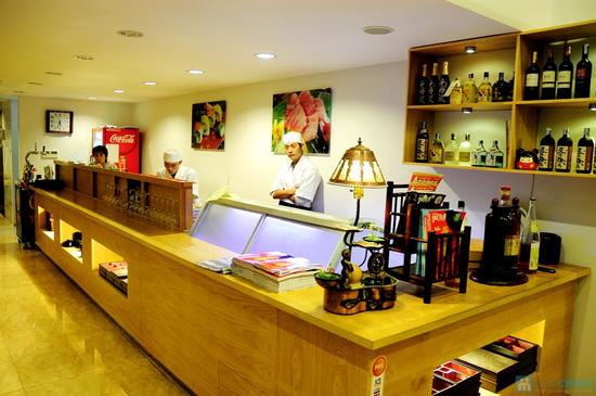 Buffet Lẩu nướng Nhật Bản tại Nhà hàng Bamboo Chic - Ngon miệng, đẹp mắt, ăn thỏa thích no nê chỉ với 219.000đ/người - 29