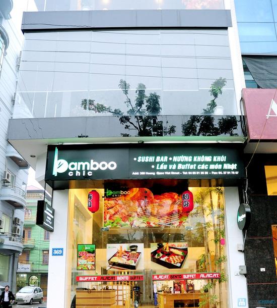Buffet Lẩu nướng Nhật Bản tại Nhà hàng Bamboo Chic - Ngon miệng, đẹp mắt, ăn thỏa thích no nê chỉ với 219.000đ/người - 31