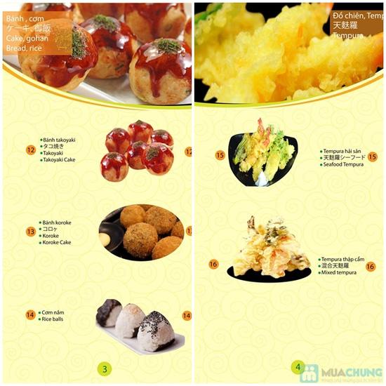 Buffet Lẩu nướng Nhật Bản tại Nhà hàng Bamboo Chic - Ngon miệng, đẹp mắt, ăn thỏa thích no nê chỉ với 219.000đ/người - 21