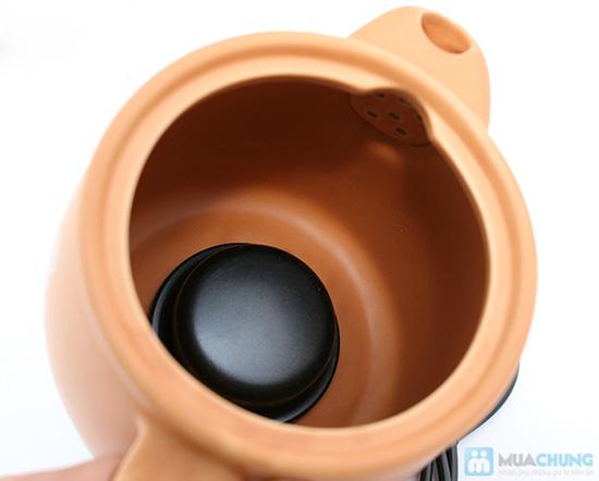 Ấm sắc thuốc tự động 2 chế độ đun – nấu, chịu nhiệt tốt, an toàn tiện lợi khi sử dụng - Chỉ 235.000đ/chiếc - 6