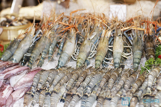 Buffet dinner seafood tại nhà hàng La Mezzanine- Chỉ với 401.000đ/ 01 người - 18