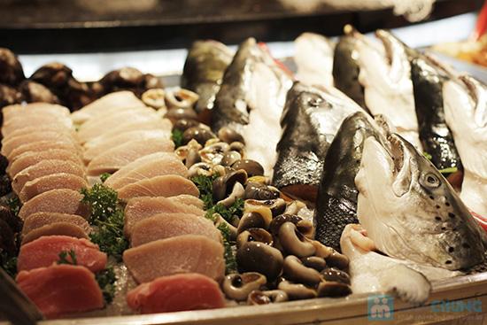 Buffet dinner seafood tại nhà hàng La Mezzanine- Chỉ với 401.000đ/ 01 người - 14