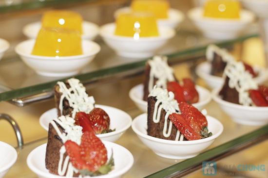 Buffet dinner seafood tại nhà hàng La Mezzanine- Chỉ với 401.000đ/ 01 người - 24