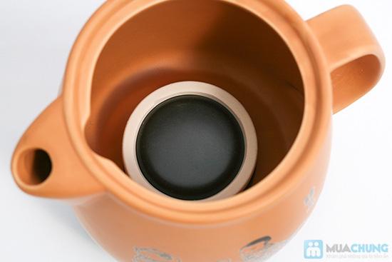 Ấm sắc thuốc tự động 2 chế độ đun – nấu, chịu nhiệt tốt, an toàn tiện lợi khi sử dụng - Chỉ 235.000đ/chiếc - 3