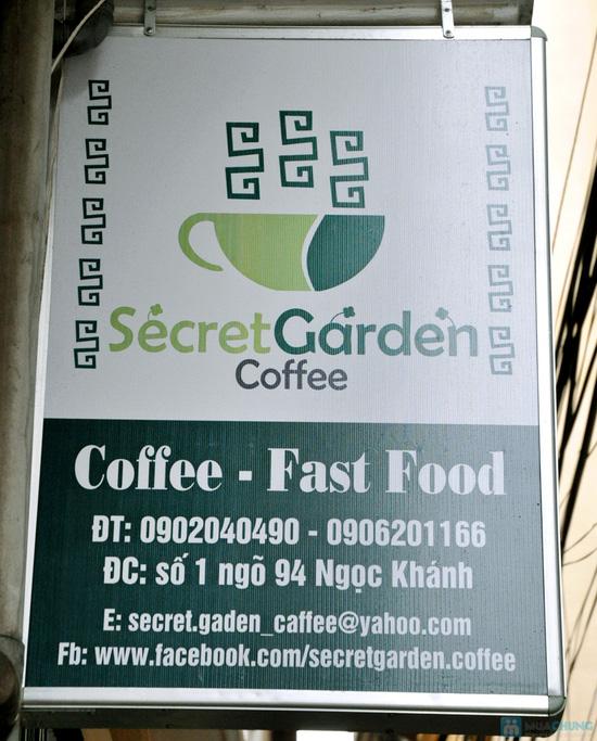 SECRET GARDEN CAFE - 3