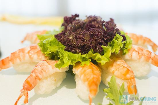Buffet dinner seafood tại nhà hàng La Mezzanine- Chỉ với 401.000đ/ 01 người - 8
