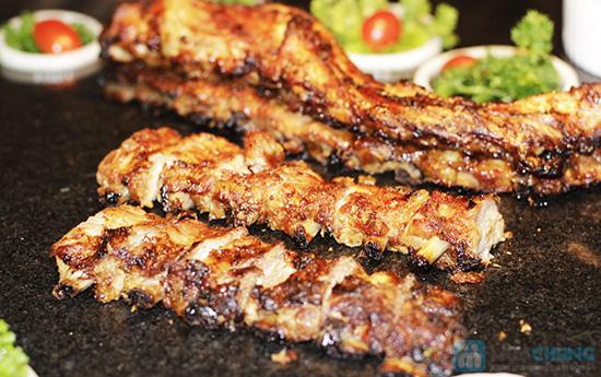 Buffet dinner seafood tại nhà hàng La Mezzanine- Chỉ với 401.000đ/ 01 người - 11