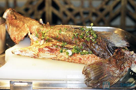 Buffet dinner seafood tại nhà hàng La Mezzanine- Chỉ với 401.000đ/ 01 người - 9