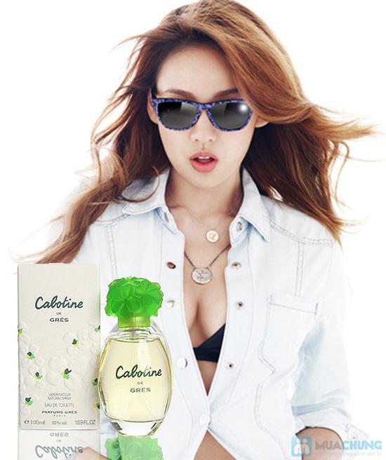 Nước hoa nữ Cabotine 100ml - Chỉ 520.000đ/ 01 chai - 4