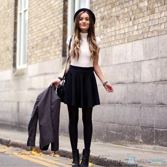 Combo 2 quần legging lót nỉ cho bạn gái - Ấm áp và tiện dụng - Chỉ với 92.000đ - 2