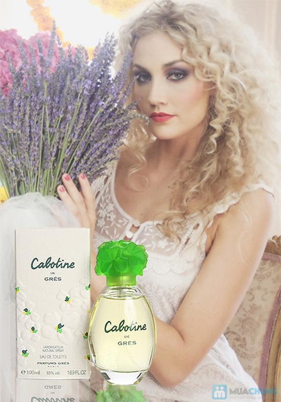 Nước hoa nữ Cabotine 100ml - Chỉ 520.000đ/ 01 chai - 5