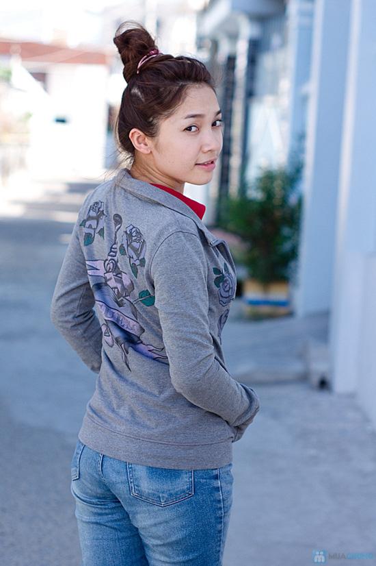 Áo khoác chống nắng, giữ ấm cho nữ - Chỉ 98.000đ/01 chiếc - 6