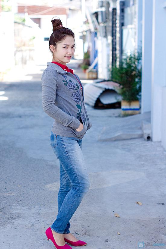 Áo khoác chống nắng, giữ ấm cho nữ - Chỉ 98.000đ/01 chiếc - 3