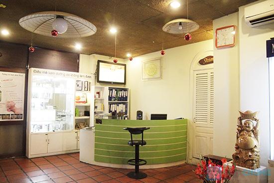 Tỏa sáng mùa Noel và Tết với gói dịch vụ tắm trắng hiệu quả tức thì + Massage foot tại Dáng Ngọc Spa - Chỉ 350.000đ - 3