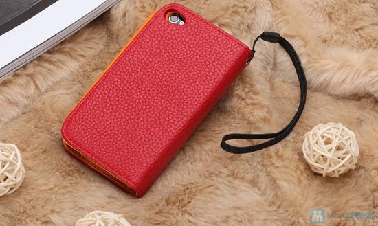 Bao da cho Iphone 4/4S - Chỉ 99.000đ/01 chiếc - 3
