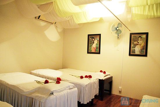 Tỏa sáng mùa Noel và Tết với gói dịch vụ tắm trắng hiệu quả tức thì + Massage foot tại Dáng Ngọc Spa - Chỉ 350.000đ - 2